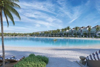 Bienes Raíces, Venta Apartamentos condos bavaro punta cana crystal lagoon playa epic real estate república dominicana