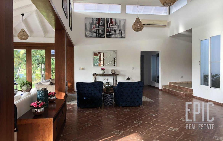 Venta villa palma real cocotal punta cana bavaro golf playa bienes raíces