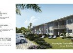 123 apartamentos cocotal lago