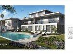 Fachada piscina apartamentos cocotal