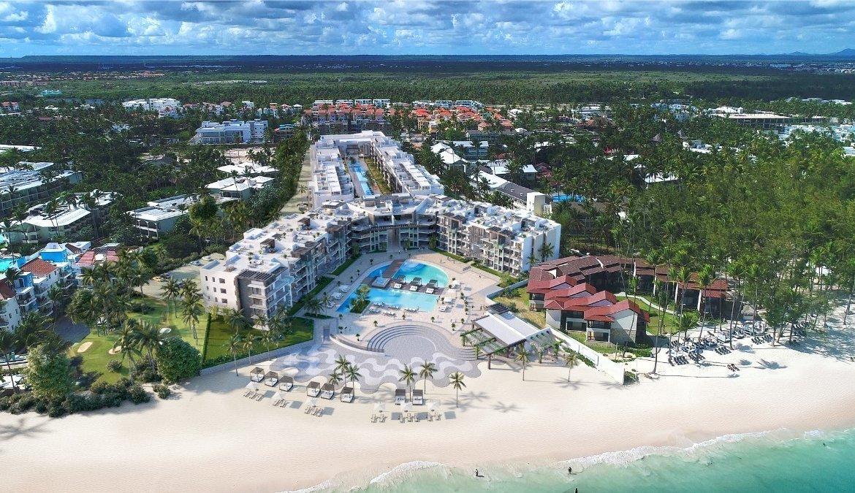 Bienes Raíces, Venta Apartamentos proyectos Bavaro Punta Cana república dominicana frente a la playa